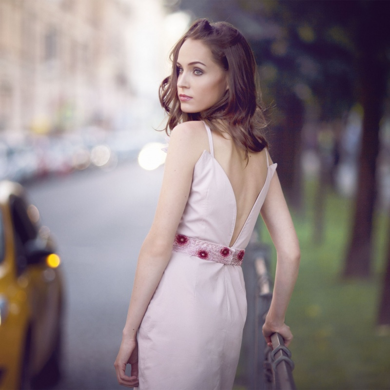 Fashion photography in St Petersburg