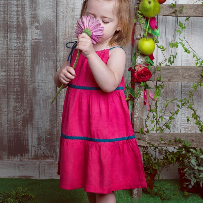 Kids Fashion Photography – Lily and the Bears