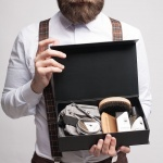 Amazon Images of beard grooming set for Amazon