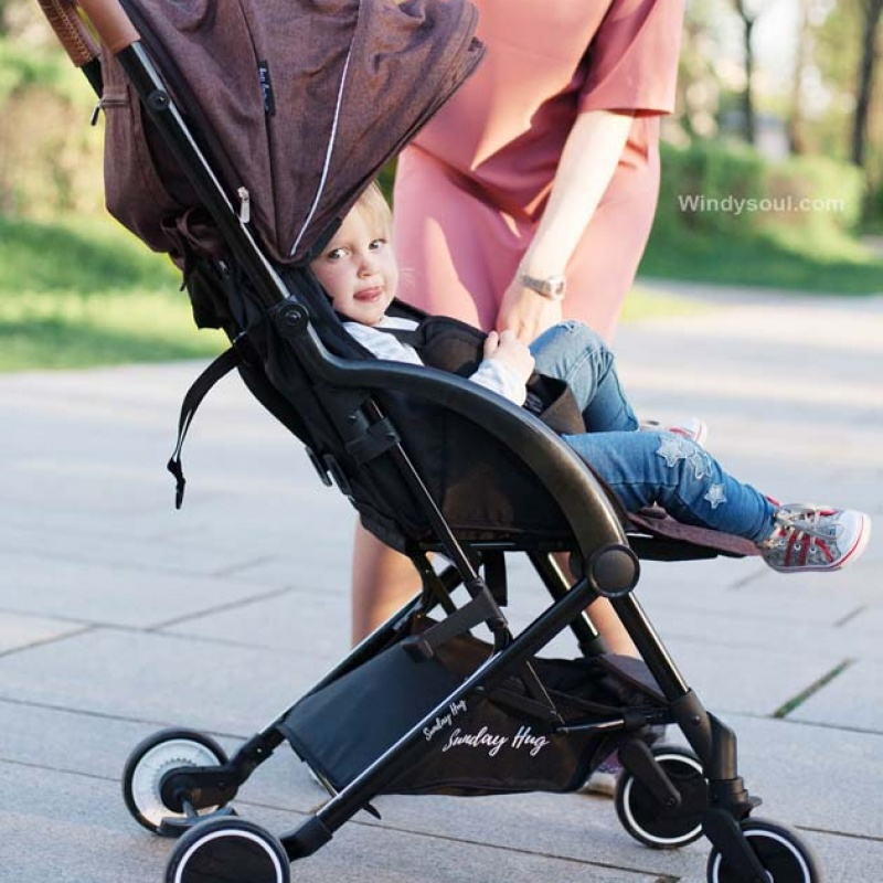 Lifestyle Photoshoot of Baby Strollers