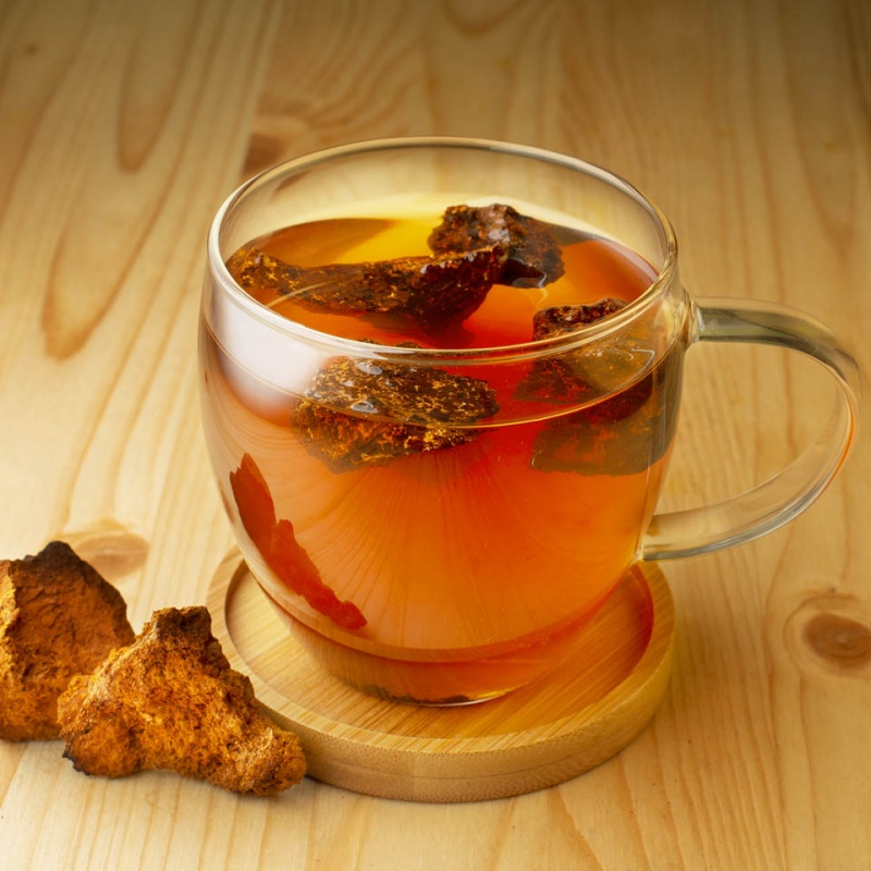 Chaga Tea Lifestyle Photos