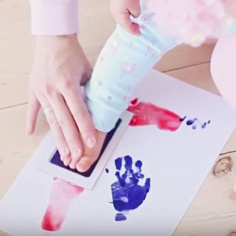 Baby Product Lifestyle Video for Babyyful Brand